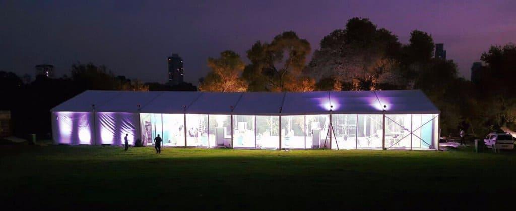 Read more about the article אוהלים לאירועים – איך מחשבים את המחיר של עלות אוהל