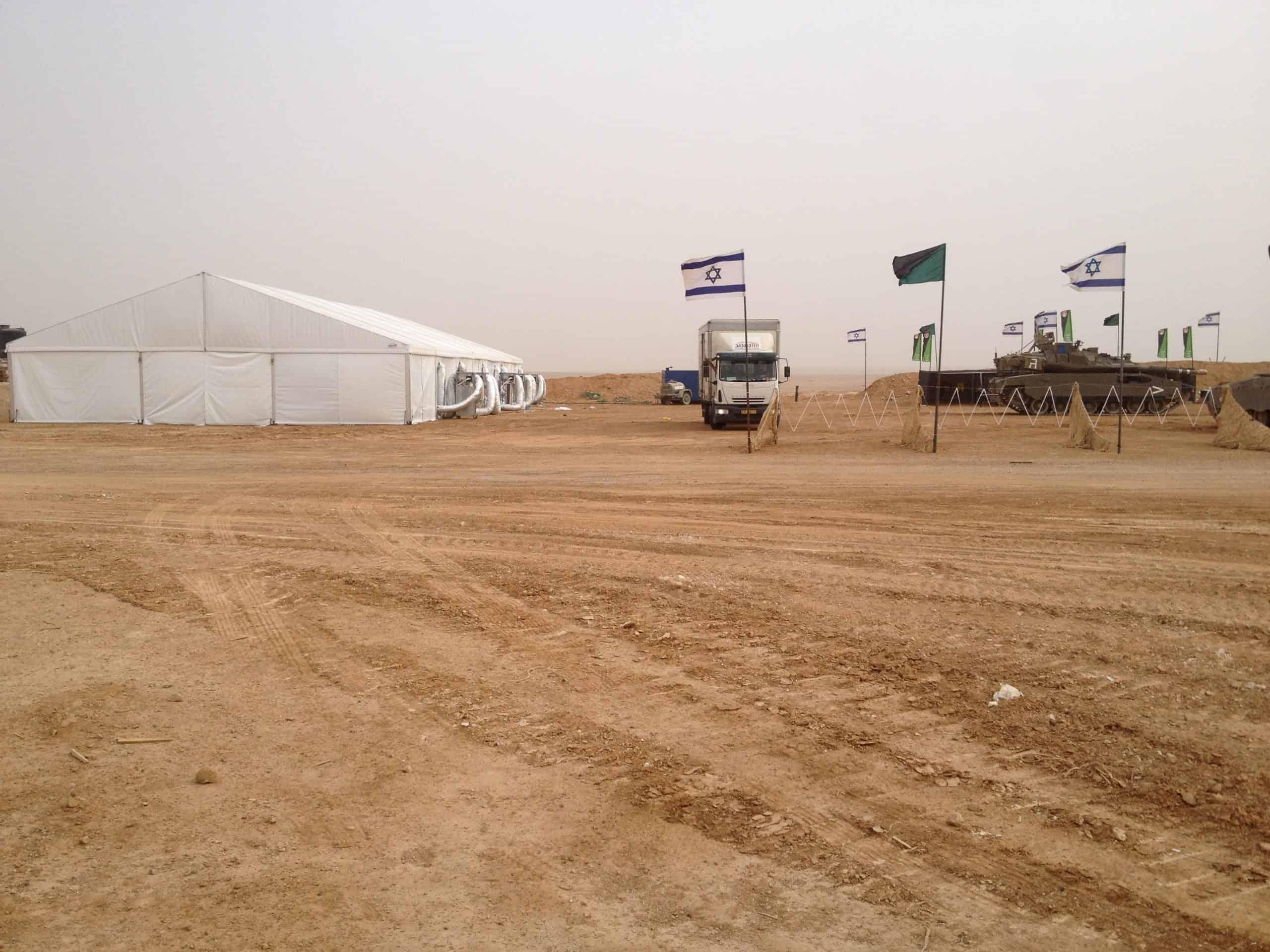 אוהלים ממוזגים להשכרה | מכירה אוהלי נתנוב - השכרת אוהלים