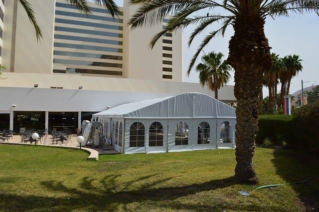 אוהלי נתנוב - השכרת אוהלים