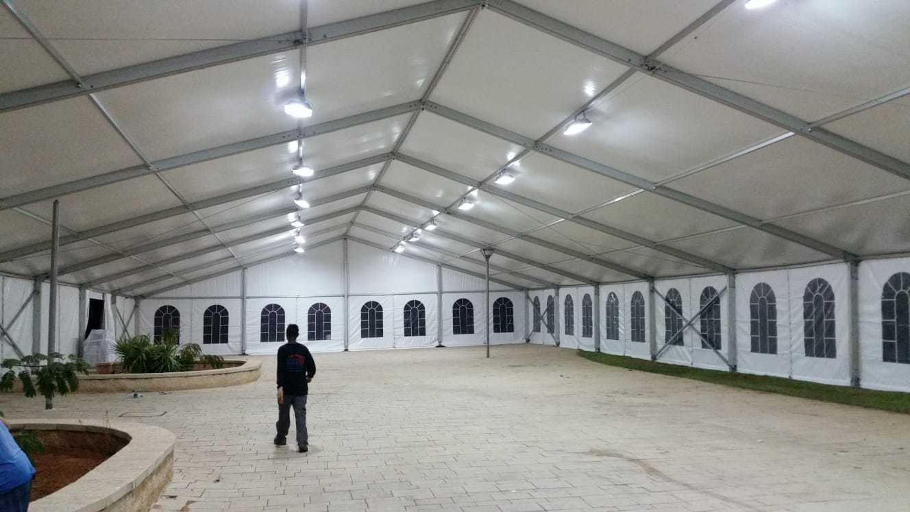 Read more about the article השכרת אוהלים בראשון לציון